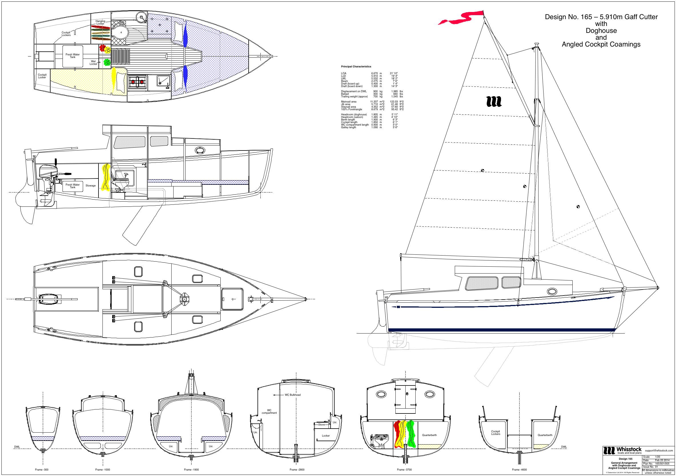 What Cat Camper Would Be Your Choice Archive The Woodenboat Forum Sailing Ship Rigging Diagram Http Wwwboatdesignnet Forums